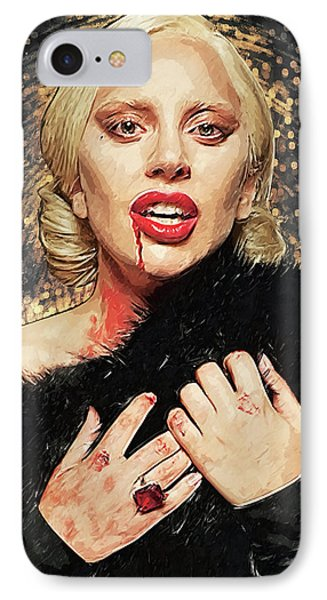 The Countess - American Horror Story IPhone Case