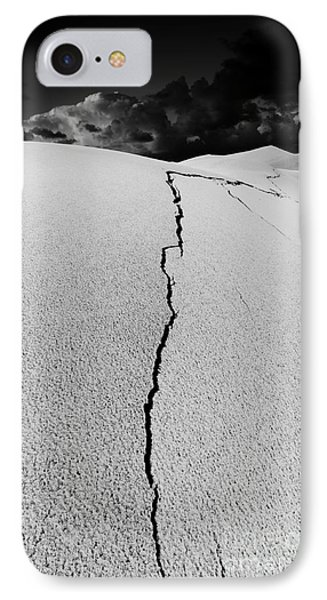 The Crack Of Dawn IPhone Case by Julian Cook