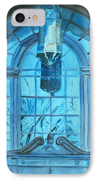The Craftsmen Lantern Phone Case by Jenny Armitage