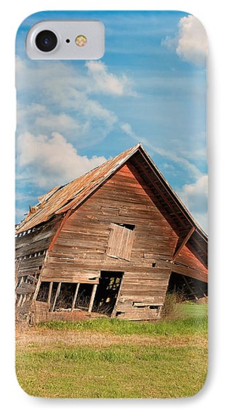 The Crooked Barn IPhone Case