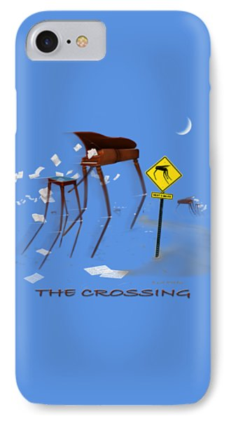 The Crossing Se IPhone Case
