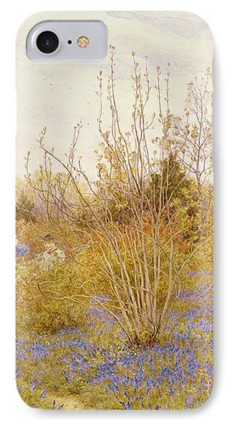 The Cuckoo IPhone Case by Helen Allingham