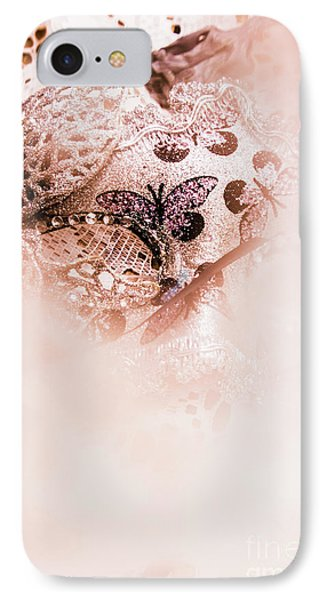 The Curtain Close IPhone Case by Jorgo Photography - Wall Art Gallery