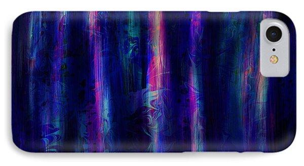 The Curtain Phone Case by Rachel Christine Nowicki
