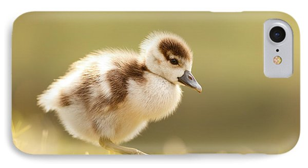 The Cute Factor - Egyptean Gosling IPhone Case by Roeselien Raimond