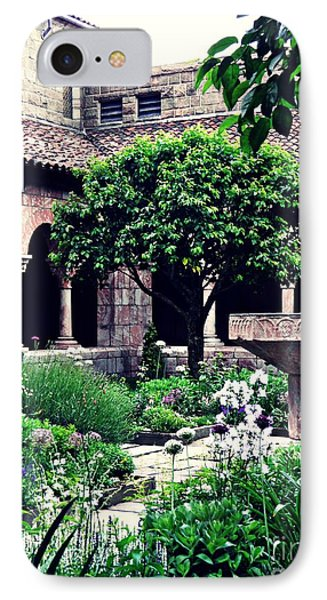 The Cuxa Cloister 1 IPhone Case