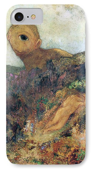 The Cyclops IPhone 7 Case by Odilon Redon