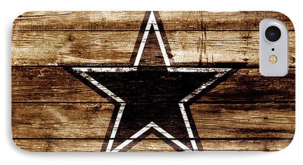 The Dallas Cowboys 4b                              IPhone Case by Brian Reaves