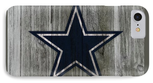 The Dallas Cowboys C1                              IPhone Case by Brian Reaves