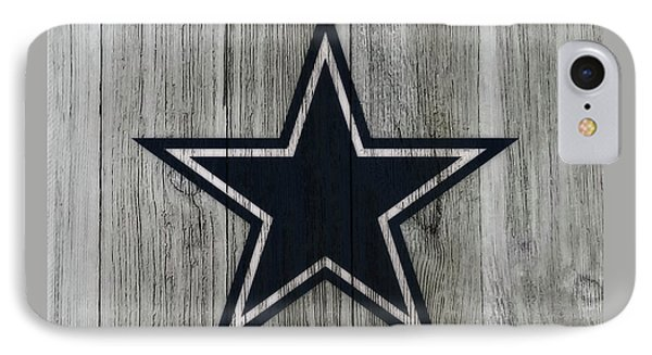 The Dallas Cowboys C2                              IPhone Case by Brian Reaves