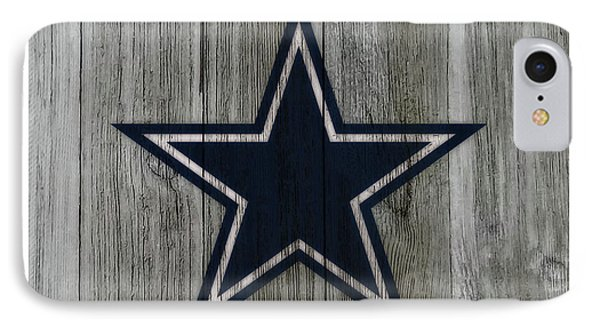The Dallas Cowboys C3                              IPhone Case by Brian Reaves