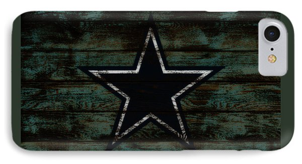 The Dallas Cowboys D3                              IPhone Case by Brian Reaves