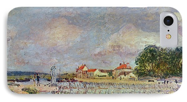The Dam IPhone Case by Alfred Sisley