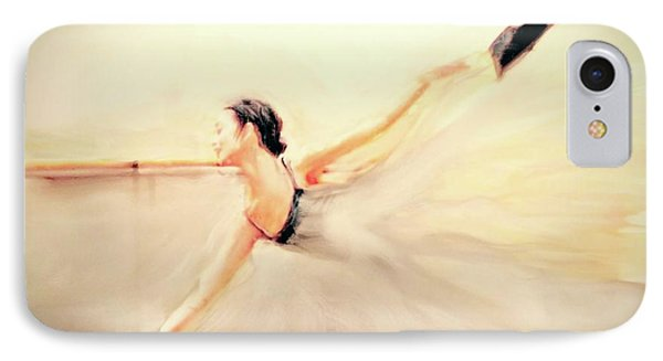 The Dance Of Life IPhone Case by FeatherStone Studio Julie A Miller