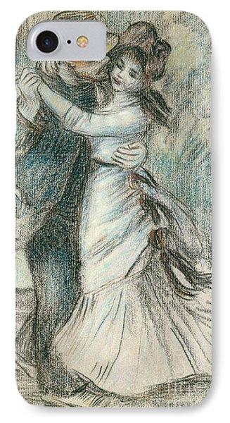 The Dance IPhone Case by Pierre Auguste Renoir