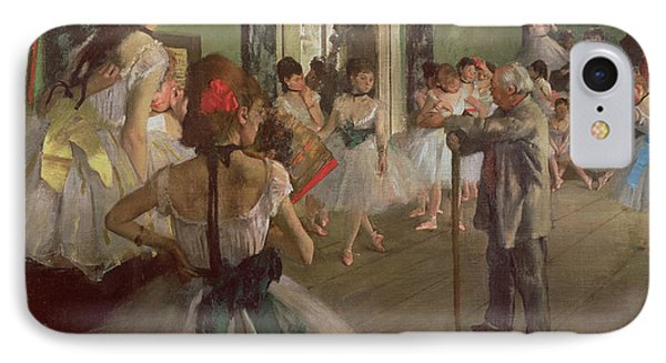The Dancing Class IPhone Case