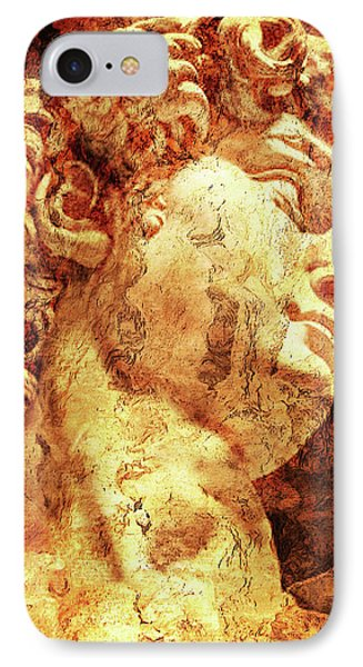 The David By Michelangelo IPhone Case