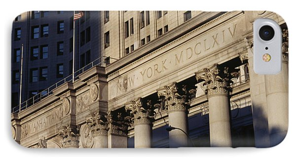The David N Dinkins Municipal Building IPhone Case