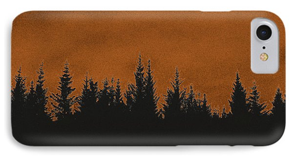 The Dawn IPhone Case by Thomas M Pikolin