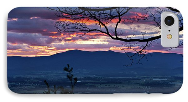 IPhone Case featuring the photograph The Dawn Of 2017 by Lara Ellis