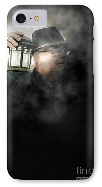 The Dead Of Night IPhone Case