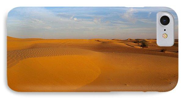 The Desert  IPhone Case by Jouko Lehto