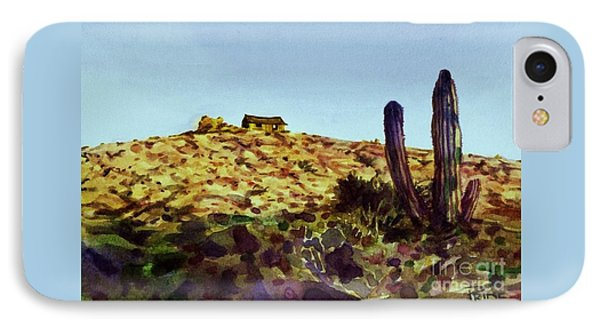 The Desert Place IPhone Case