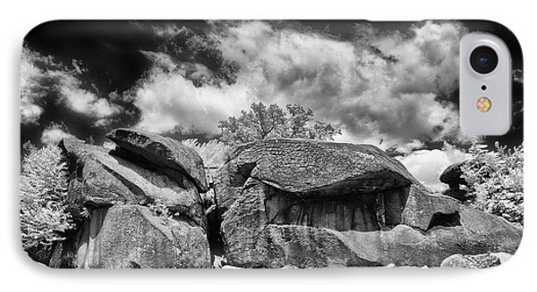 The Devils Den IPhone Case by Paul W Faust - Impressions of Light