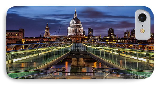 The Dome IPhone Case by Giuseppe Torre