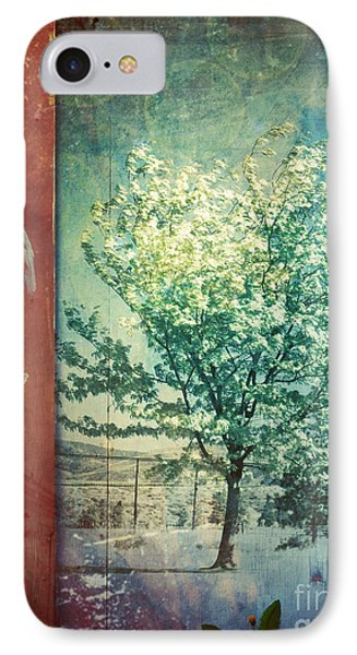 The Door And The Tree Phone Case by Tara Turner