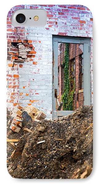 IPhone Case featuring the photograph The Door Is Always Open by Lora Lee Chapman