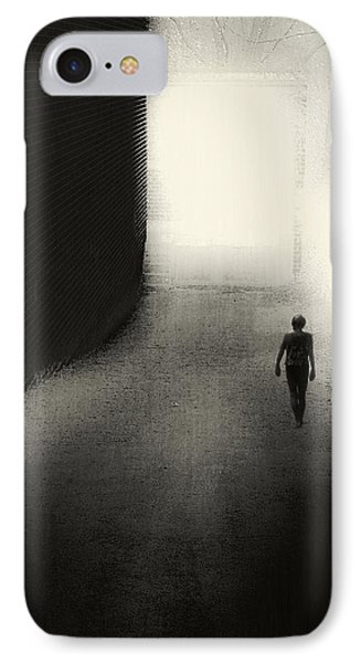 The Door IPhone Case by Melissa D Johnston