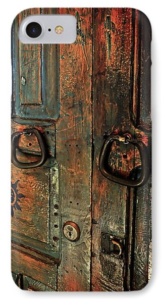 The Door Of Many Colors IPhone Case