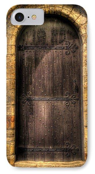 The Door IPhone Case by Svetlana Sewell