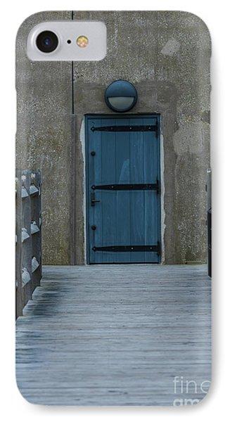 The Door IPhone Case by Tom Rostron