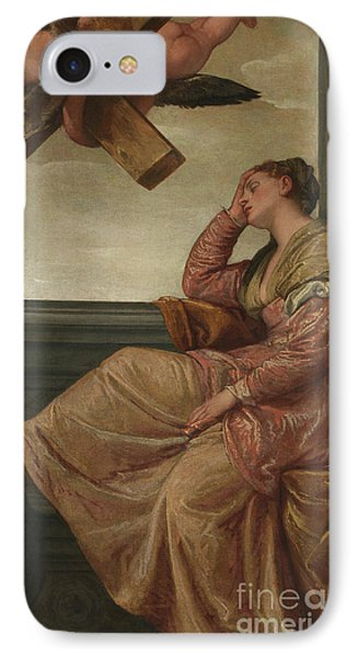 The Dream Of Saint Helena IPhone Case by Veronese