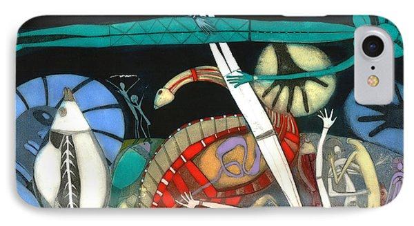The Dream Of The Fish IPhone 7 Case by Annael Anelia Pavlova