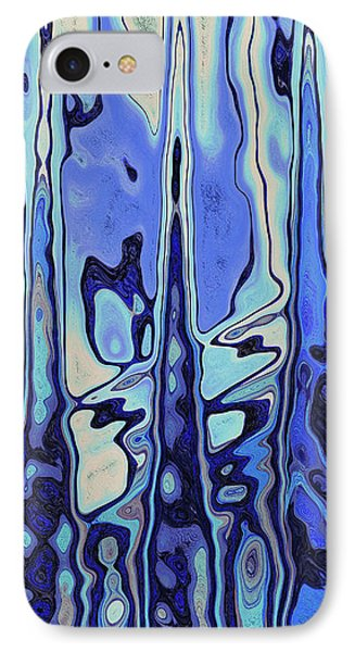 IPhone Case featuring the digital art The Drowsy Conversation by Wendy J St Christopher