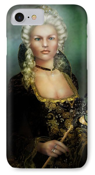 The Duchess Phone Case by Mary Hood