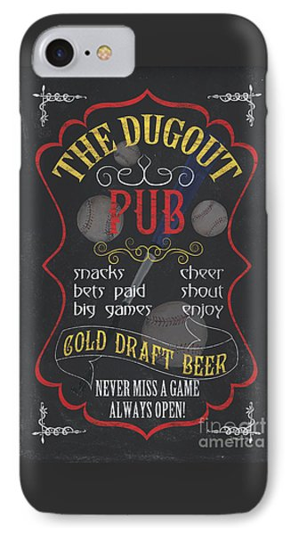 The Dugout Pub IPhone Case