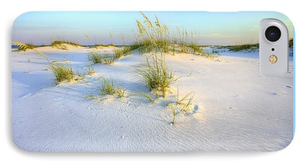 The Dunes Of Shell Island IPhone Case by JC Findley