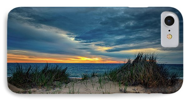 The Dunes On Cape Cod IPhone Case by Rick Berk