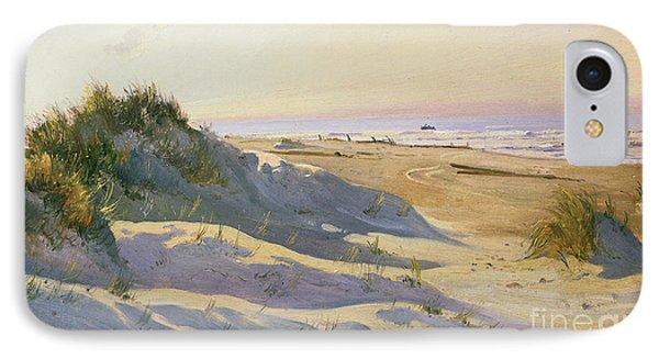 The Dunes Sonderstrand Skagen IPhone Case