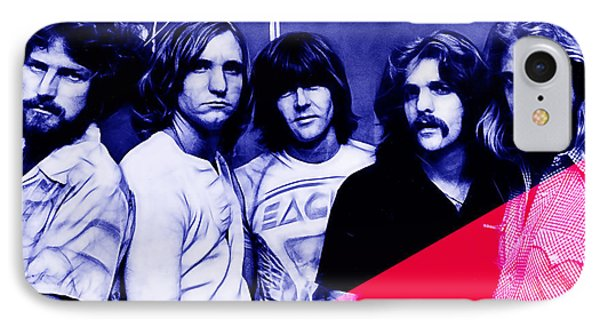 The Eagles Collection IPhone Case by Marvin Blaine