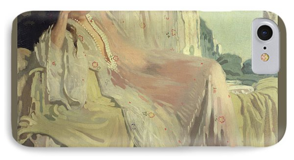 The Eastern Gown IPhone Case by Sir William Orpen