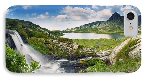 The Eden IPhone Case by Evgeni Dinev