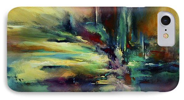 'the Edge' Phone Case by Michael Lang