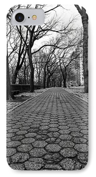 IPhone Case featuring the photograph The Edge Of The Upper East Side by Lora Lee Chapman