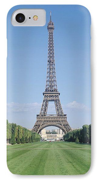 The Eiffel Tower Phone Case by French School