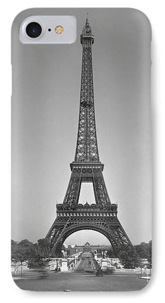 Paris iPhone 7 Case - The Eiffel Tower by Gustave Eiffel